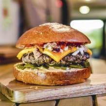Photo of menu item: Chili Cheeseburger