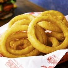 Photo of menu item: Onion Rings