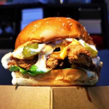 Photo of menu item: Colonel Burger