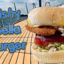 Photo of menu item: The Fishy Bella