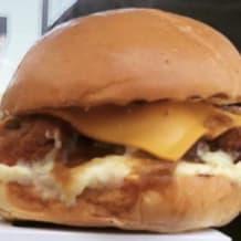 Photo of menu item: Dudley Burger