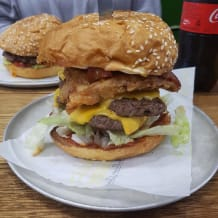 Photo of menu item: Dirty Harry