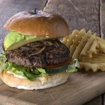 Photo of menu item: West Coast Burger