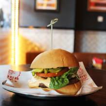 Photo of menu item: Original Morrison Burger