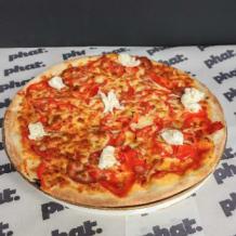Photo of menu item: Spicey Sausage Pizza
