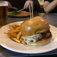 Photo of menu item: Buttermilk Chicken Burger