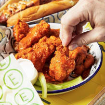 Photo of menu item: Buffalo Chicken Wings