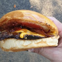Photo of menu item: Sausage and egg