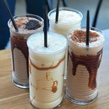 Photo of menu item: Vanilla Thickshake