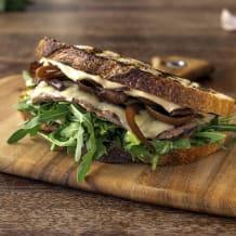Photo of menu item: The GRillaz Steak Sanga