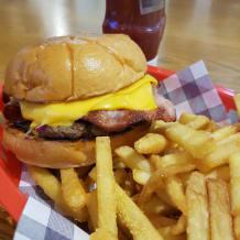 Photo of menu item: Signature Burger