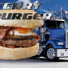 Photo of menu item: The Terry Burger