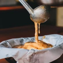 Photo of menu item: Mash & Gravy (Large)