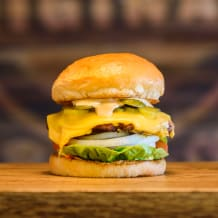 Photo of menu item: Originals Burger
