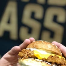 Photo of menu item: Chicken n Cheese