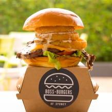Photo of menu item: Steak Burger