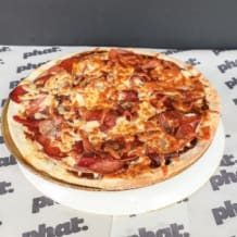 Photo of menu item: Meat Lovers Pizza
