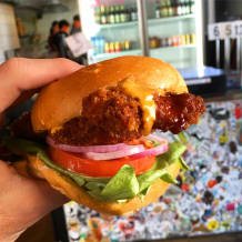 Photo of menu item: Chooklyn