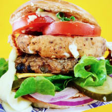 Photo of menu item: Vego Burger