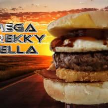 Photo of menu item: Mega Brekky Bella