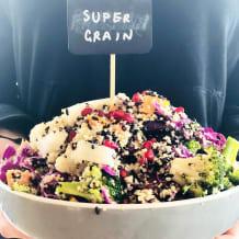 Photo of menu item: Super Salad (Large)