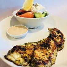 Photo of menu item: Barramundi Batter
