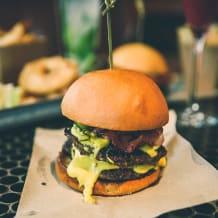 Photo of menu item: Double Dirty Burger