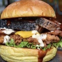 Photo of menu item: The Secret Sandwich