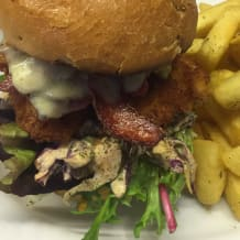 Photo of menu item: Chicken Fillets Burger