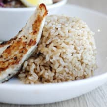 Photo of menu item: Rice