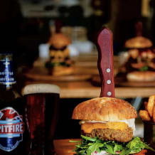 Photo of menu item: Douglas C47