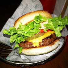 Photo of menu item: Superior Burger