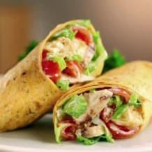 Photo of menu item: Chicken Wrap