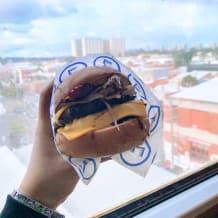 Photo of menu item: BBQ BCN Cheeseburger
