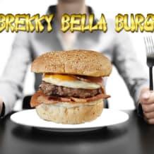 Photo of menu item: The Brekky Bella
