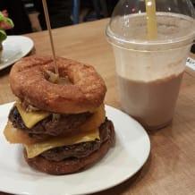 Photo of menu item: Death by Donut
