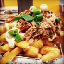 Photo of menu item: Pork Loaded Fries
