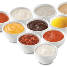 Photo of menu item: L.A Sauce