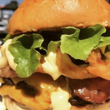 Photo of menu item: The Dirty Double