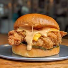 Photo of menu item: Closed on Sundae Burger