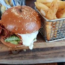 Photo of menu item: The Hen