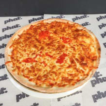 Photo of menu item: Margherita Pizza