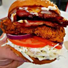 Photo of menu item: Crispy Chicken