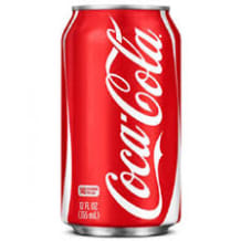 Photo of menu item: Coke Can