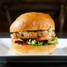 Photo of menu item: Fisherman's Burger