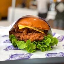 Photo of menu item: Nash Chicken Sambo