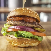Photo of menu item: Classic Beef Burger