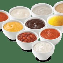 Photo of menu item: Rip & Dip Tomato Sauce