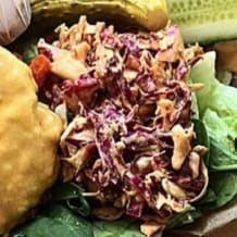 Photo of menu item: House-made coleslaw