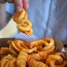 Photo of menu item: Curly Fries